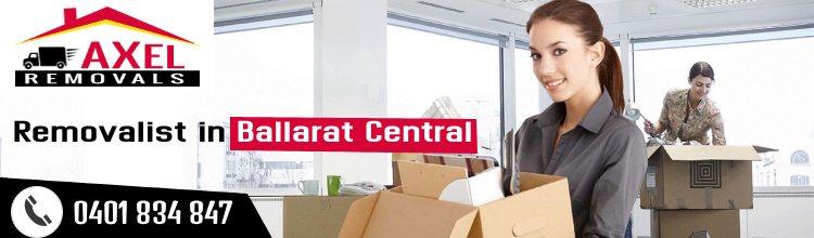 Removalist-Ballarat-Central