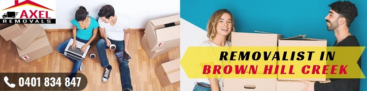 Removalist-in-Brown-Hill-Creek