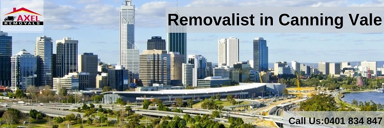 Removalist-in-Canning-Vale