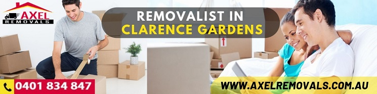 Removalist-in-Clarence-Gardens