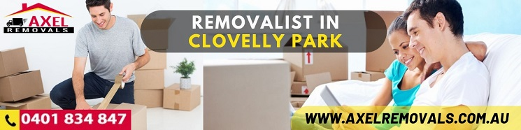 Removalist-in-Clovelly-Park