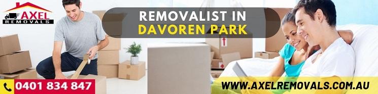 Removalist-in-Davoren-Park