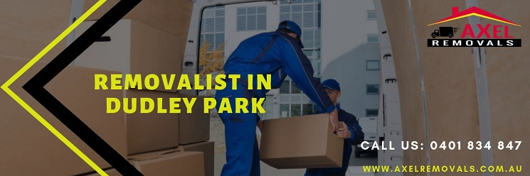Removalist-in-Dudley-Park