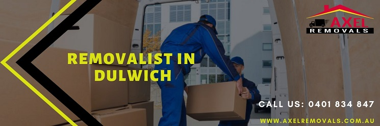 Removalist-in-Dulwich