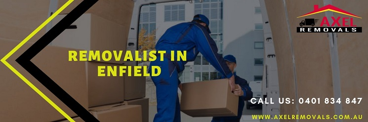 Removalist-in-Enfield
