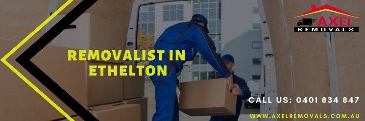 Removalist-in-Ethelton