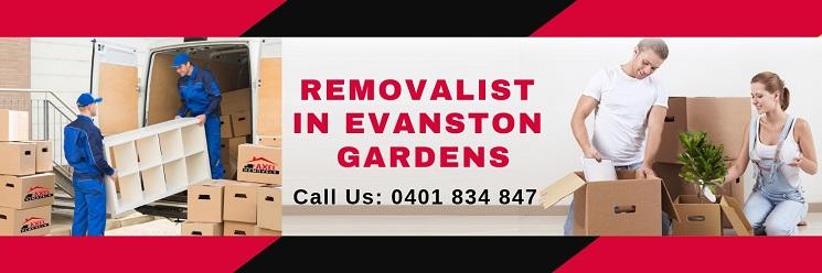 Removalist-in-Evanston-Gardens