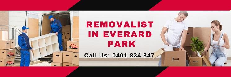 Removalist-in-Everard-Park