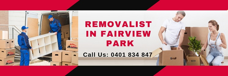 Removalist-in-Fairview-Park
