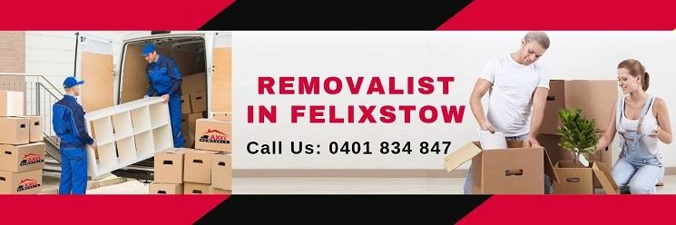 Removalist-in-Felixstow