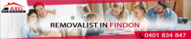 Removalist-in-Findon