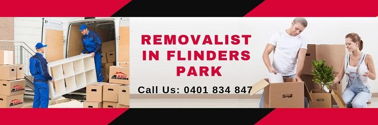 Removalist-in-Flinders-Park