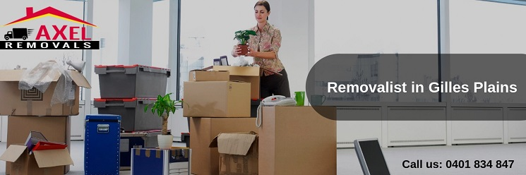 Removalist-in-Gilles-Plains