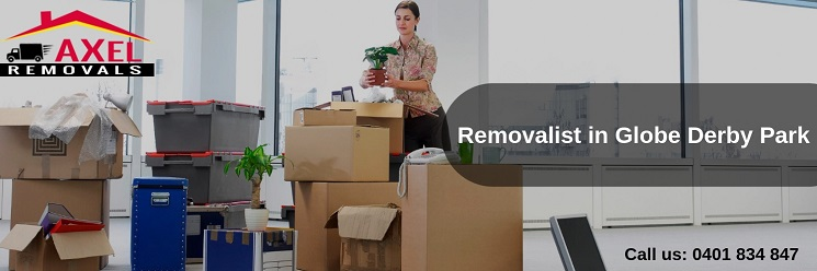 Removalist-in-Globe-Derby-Park