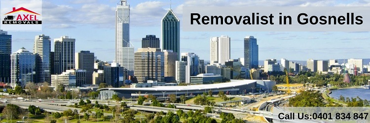 Removalist-in-Gosnells