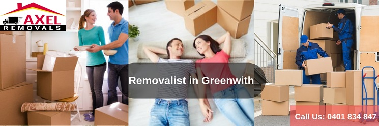 Removalist-in-Greenwith