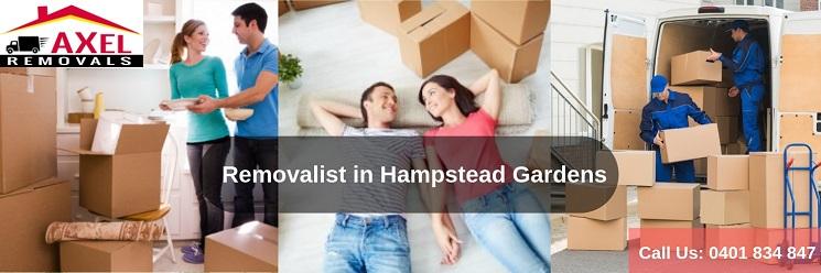 Removalist-in-Hampstead-Gardens