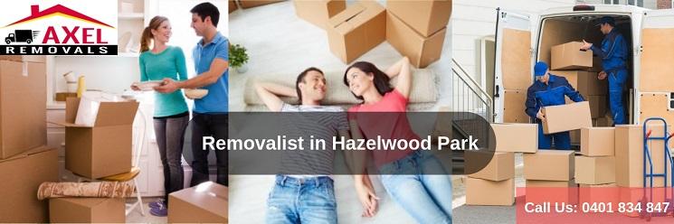 Removalist-in-Hazelwood-Park