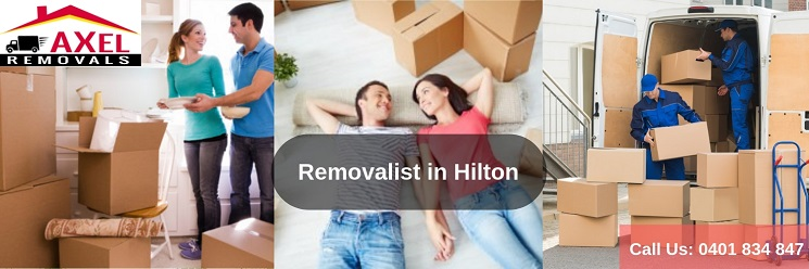 Removalist-in-Hilton