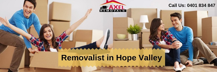 Removalist-in-Hope-Valley