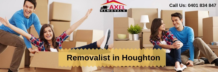 Removalist-in-Houghton