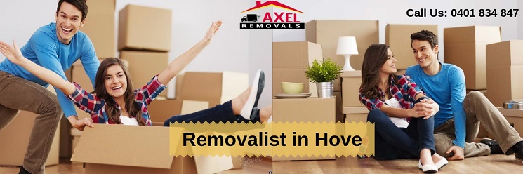 Removalist-in-Hove