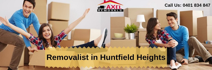 Removalist-in-Huntfield-Heights