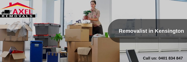 Removalist-in-Kensington