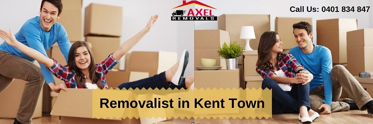 Removalist-in-Kent-Town
