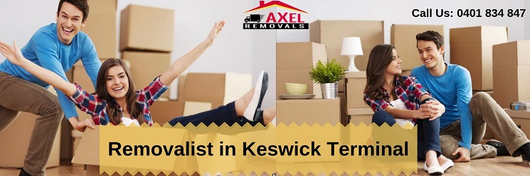 Removalist-in-Keswick-Terminal