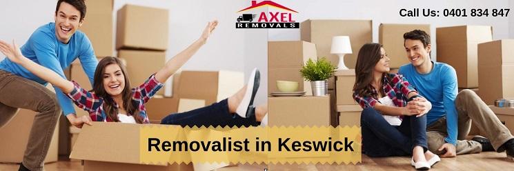 Removalist-in-Keswick