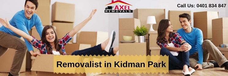 Removalist-in-Kidman-Park