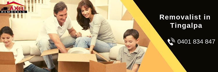 Removalist-in-Tingalpa