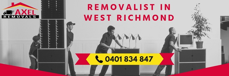 Removalist-in-West-Richmond
