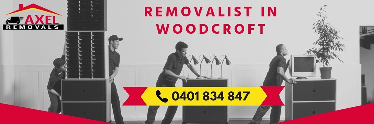 Removalist-in-Woodcroft
