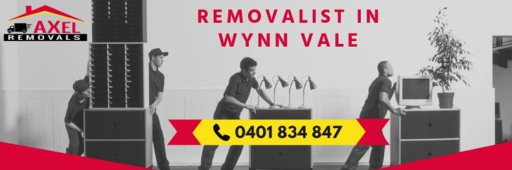 Removalist-in-Wynn-Vale