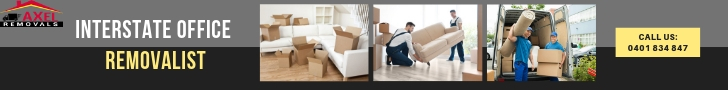 INTERSTATE-OFFICE-REMOVALIST-Oakleigh