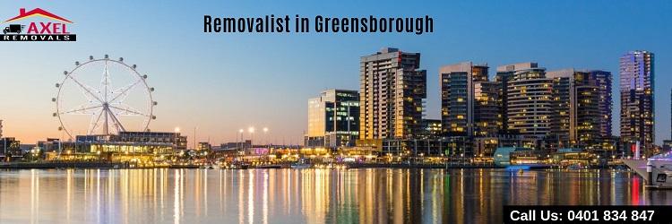 Removalist-in-Greensborough