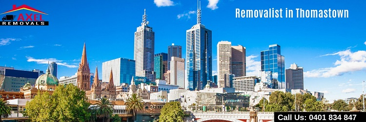 Removalist-in-Thomastown