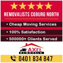 Removalists Coburg North