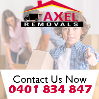 Removalists Holder