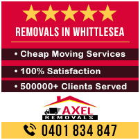 Removals Whittlesea