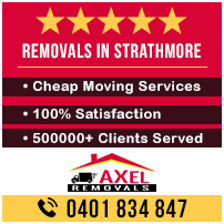 Removals in Strathmore