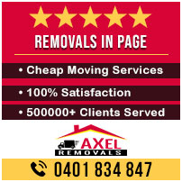 removalists Page