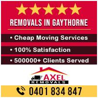 removalists-Gaythorne