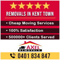 removalists-KentTown