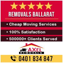 removalists-Ballarat