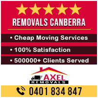 removalists-Canberra