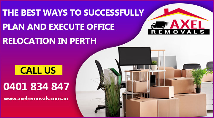 best ways to successfully plan and execute office relocation in perth